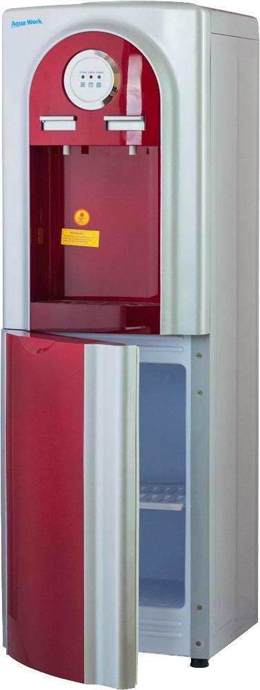 Напольные кулеры для воды со шкафчиком